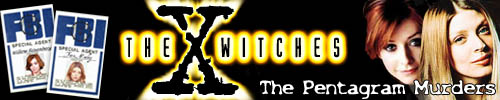 The X Witches - The Pentagram Murders